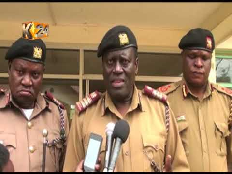 Gov't to deploy more security officers to Baringo County