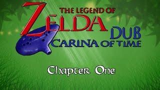 Ocarina of Time Manga Dub: Chapter One