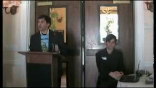 Jason Sorens Presentation at the 2013 NY Libertarian Party Convention