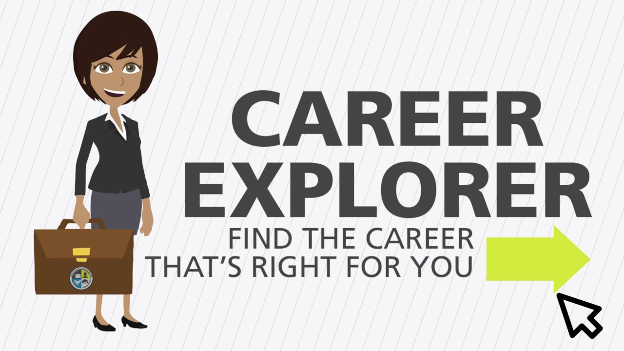 Career Explorer: Find the career that's right for you! - YouTube