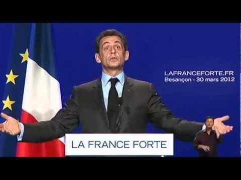 Nicolas Sarkozy ironise le PS