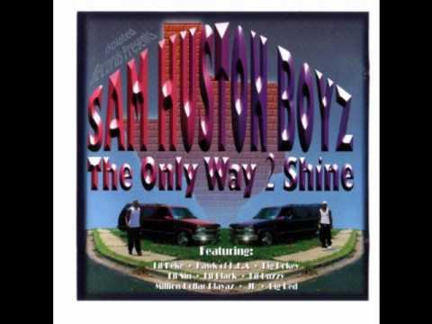 Sam Huston Boys Feat Lil KekeONLY Way 2 Shine OG Version