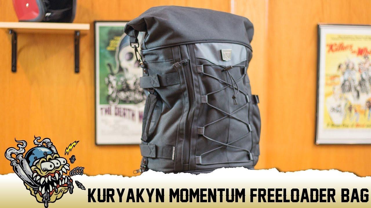 NEW Kuryakyn 5282 Momentum Freeloader Duffle