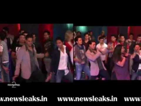 MAKING OF ANARKALI DISCO CHALI SONG