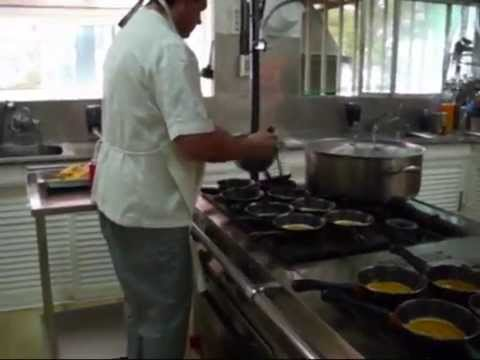 Instalaciones y formas de trabajo (Comedor Escolar - Colegio Maximiliano  Gil)