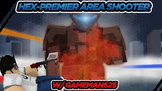 Roblox Hex Premier Arena Shooter PAY TO WIN CRAP!