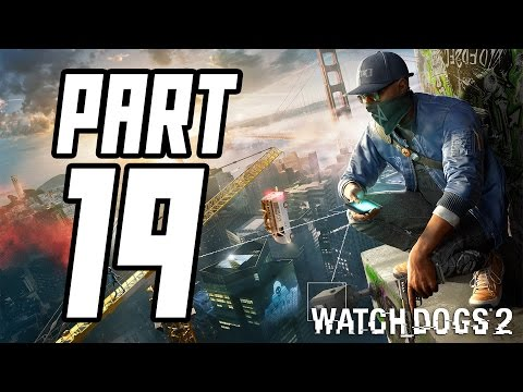 ► Watch Dogs 2 | #19 | Krádež masky! | CZ Lets Play / Gameplay [1080p] [PC]