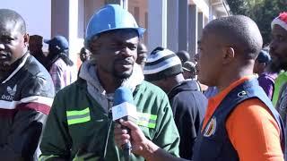 ELECTION PRÉSIDENTIELLE AU ZIMBABWE : STAND UP GUY NFONDOP