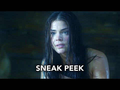 """The 100 7x02 """"The Garden"""" Sneak Peek #3 - MYSTERIOUS PAST – Echo and Gabriel learn more about Hope and her mysterious past...."""