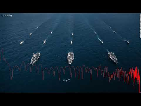 US Navy Pacific Fleet at breaking point