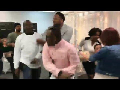 D&B NATION WEDDING GETS CRASHED BY DAMIEN'S DAD | REACTION