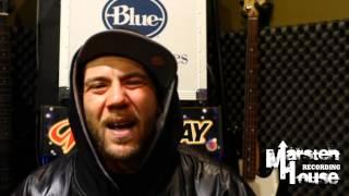 Marsten House: Freestyles Ep.325 Pizzo