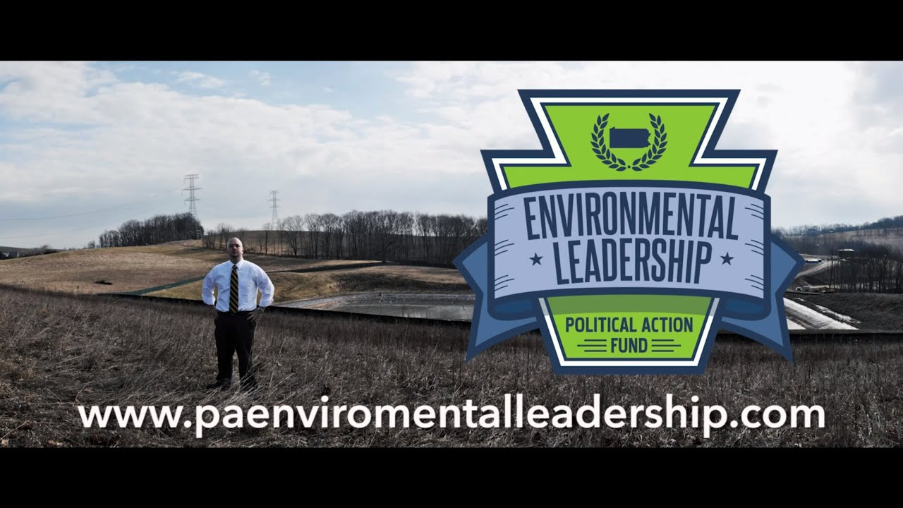 Jesse White fund-raising page where he effectively gives himself an award for environmental leadership.