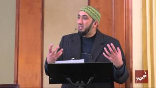 Khutbah by Nouman Ali Khan: Mocking Others and Arrogance