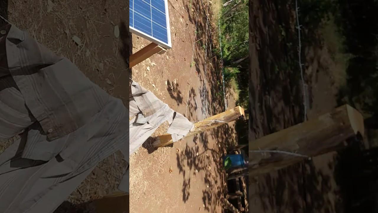 Paneles solares para bomba de agua sardinal guanacaste for Bombas de agua costa rica