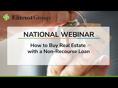 How To Buy Real Estate With A Non Recourse Loan