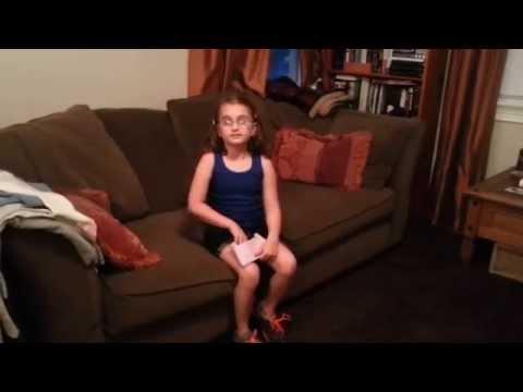 Eliza Finds Out She Got the Part - MATILDA