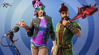 "FORTNITE-NEW LEAKED SKINS OF THE NEW EVENT! -""HIGH RISK"" and ""The ESCAPE"""