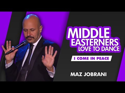 """""""Middle Easterners Love To Dance"""" 