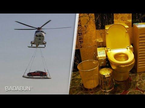 9 Cosas exóticas que la gente hace en Dubai