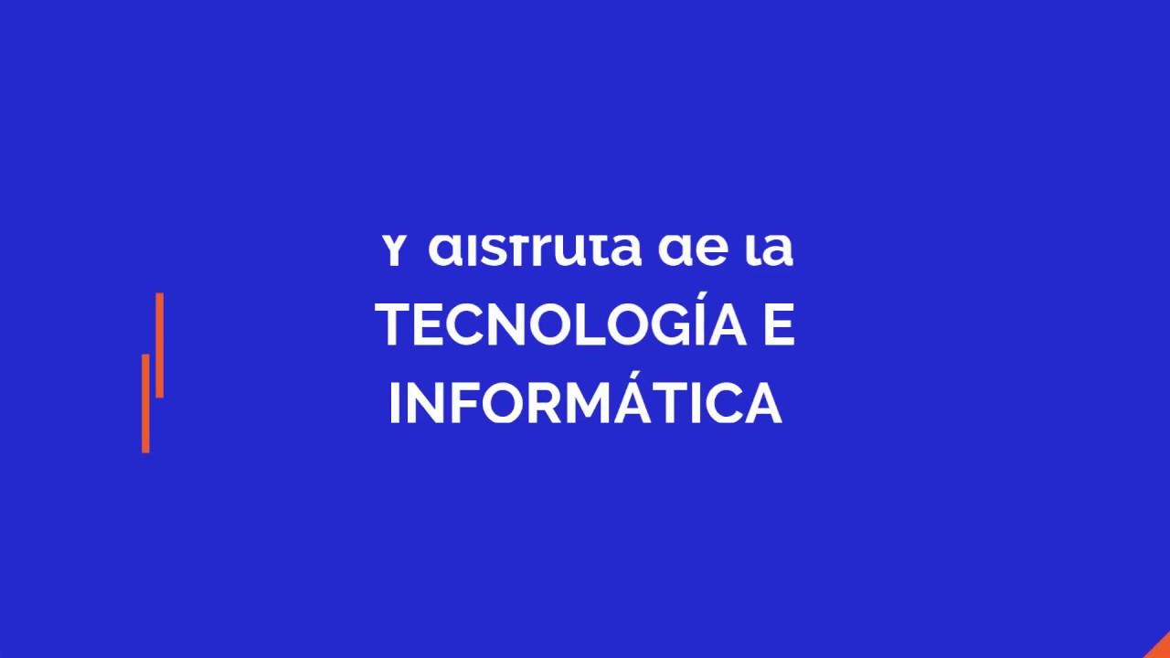 Tecnología e Informática para Todos