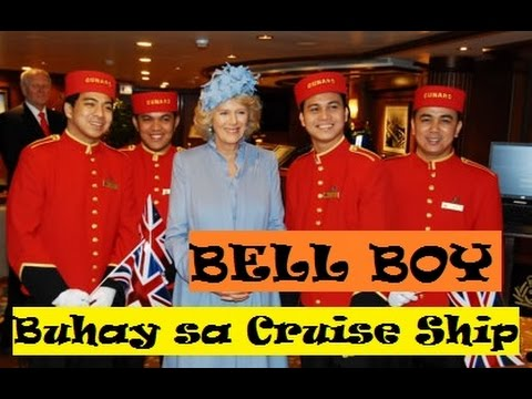BELLMAN | CRUISESHIP JOBS  (Buhay sa Cruise Ship)