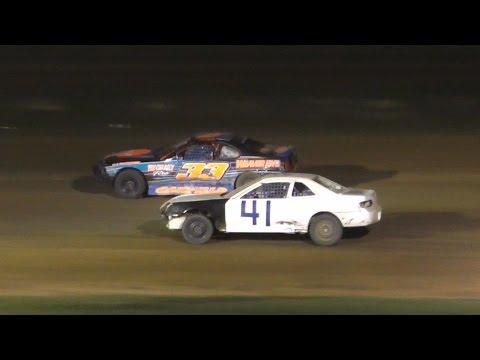 Mini Stock Feature | McKean County Raceway | Fall Classic | 10-15-16