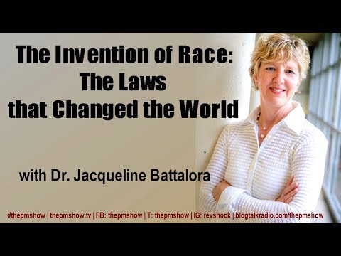 1681 - The Invention of Race: The Laws that Changed the World!