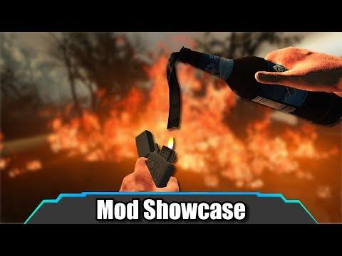 Garrys Mod | The Best Fire Mod Just Got Better | Mod Showcase