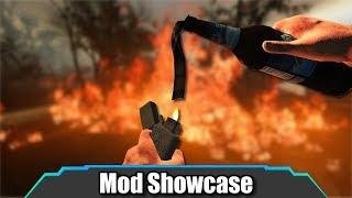 Garry's Mod | The Best Fire Mod Just Got Better | Mod Showcase