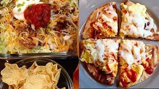 Healthy Nachos, Breakfast Pizza & Front Squats