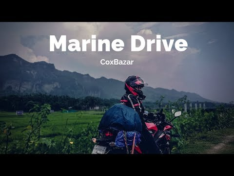 Dhaka to CoxBazar Bike Tour Trailer | Marine Drive Road | Himchori | Inani Beach | Teknaf