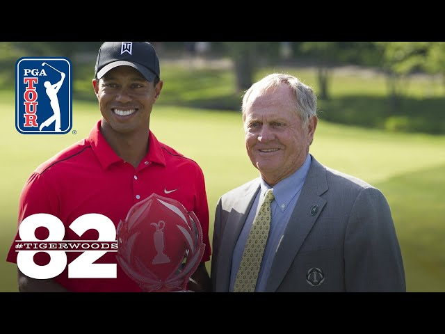 Tiger Woods wins 2012 the Memorial Tournament | Chasing 82
