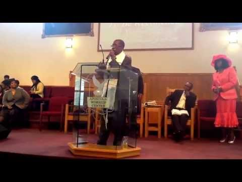 Activate Love to be Reconcile - Part 1(Bishop Codner preaching at Apostolic Worship Center.