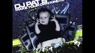 Gambar cover tekstyle special DJ Pat B mixed by DJ B@rM@n