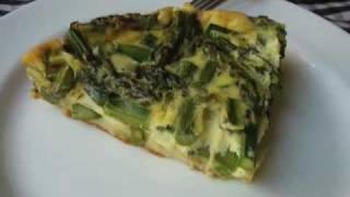Asparagus Pie - Easy Asparagus Recipe