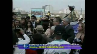 FLY LEXIS FLY - Clasico DERBY NACIONAL 2011 - parte 3