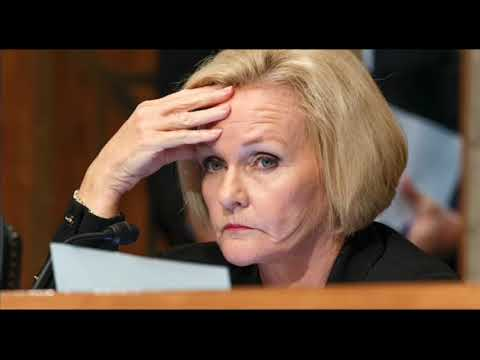 Sen. McCaskill (D-MO) Admits Democrats Passing Obamacare Was A Mistake