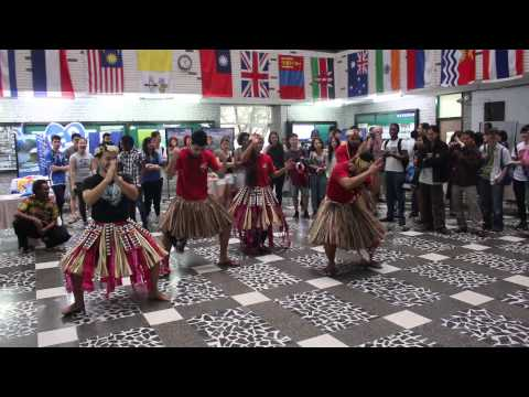 Performance by Tuvalu Students at the 2015 Fu Jen International Culture Day