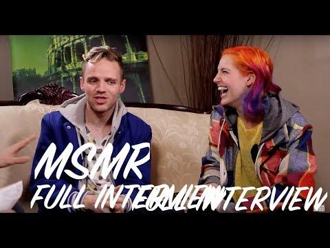 MSMR Interview
