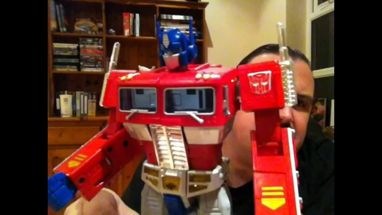 Transformers Masterpiece Tru Optimus Prime 80 Subs Special