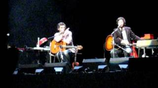 Flight of the Conchords - Korean Karaoke - Oh, Dance, Baby - Berkeley May 28, 2010