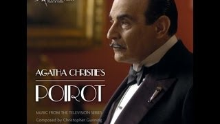 Christopher Gunning new Poirot CD trailer
