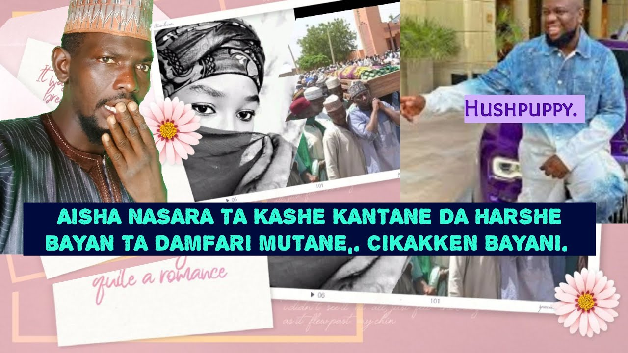 Download Aisha nasara ta kashe kantane da harshe bayan ta damfari mutane...