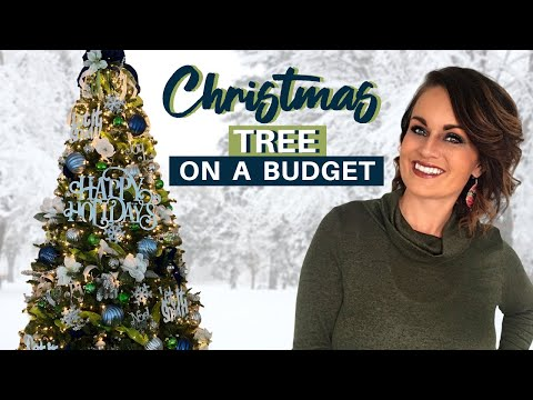Unconventional Christmas Tree Decor 2019 (+ Giveaway)