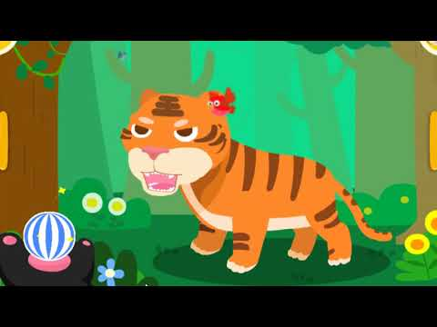 Kids learn Animals with funny Activities   Feed The Baby Animal & Play With Them   Edu  - Kids Game