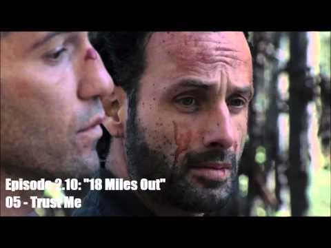 The Walking Dead  Season 2 OST  210  05: Trust Me