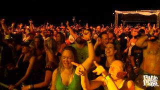 "Widespread Panic ""Life During Wartime"" live from Panic en la Playa Tres"