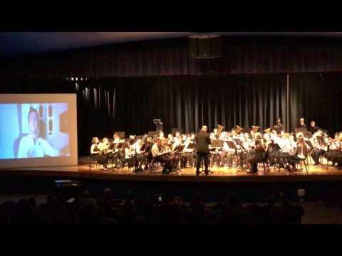 IHS Band - Star Trek Theme - 12/2016