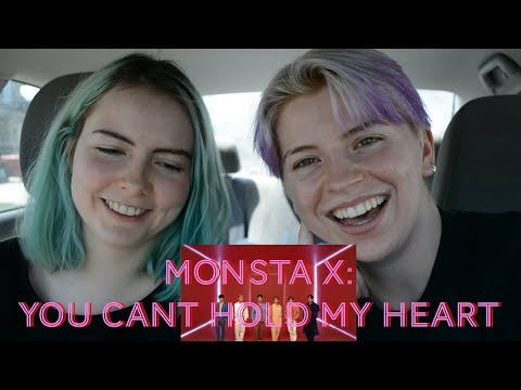 Monsta X - YOU CAN'T HOLD MY HEART Official MV Reaction